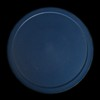 Kunststoffdeckel blau für Schale rund 0,45 l (**)