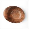 """Schale 26 x 20 cm """"Holz Optik"""""""