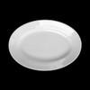 "Platte oval 34 x 24 cm ""Italy"" tief"