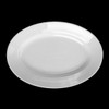 "Platte oval 38 x 26 cm ""Italy"" tief"
