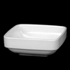 Square bowl 15 cm, stackable