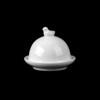 Porzellan Entenleberpasteten Glocke 40 g