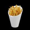 "Pommesschale & Frittentüte 10 cm ""Snack Line"