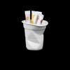 Zuckertütenhalter 7,5 cm