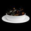 Muschelschale-Servierset 2-tlg. 0,80 l