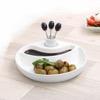 Saucen- & Olivenschale 17,5 cm Set 5-tlg. (**)