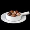 Escargots plate with 6 segments and Plate VLT
