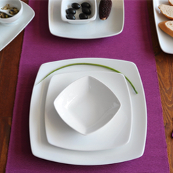 Fine Dining Porcelain Tableware