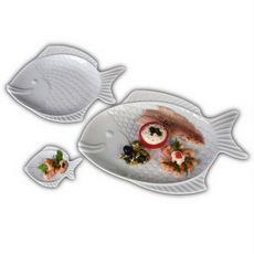 Fisch & Meeresfrüchte servieren