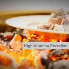 High Alumina Platos