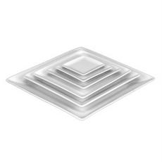 Teller & Platten Quadratisch