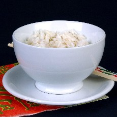 Geschirr für Thai-Restaurants