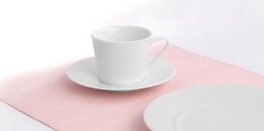 Import von Bechern und Tassen aus Porzellan