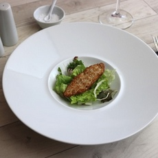 Style Porcelain Tableware