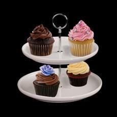 Cupcakes & Muffins servieren