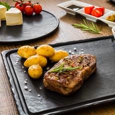 Porzellan für Steak & Fleischgerichte