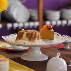 Torten & Kuchen servieren