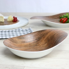 Porzellan in Holz Optik - Wood Design