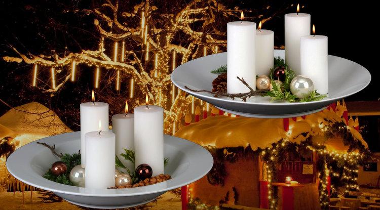 Porzellanideen zur Adventszeit kompetent & günstig kaufen!