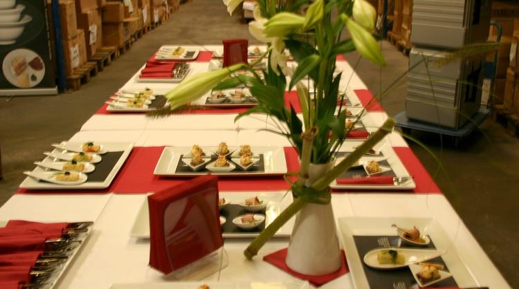 Porzellan für Catering & Außer-Haus kompetent & günstig kaufen!