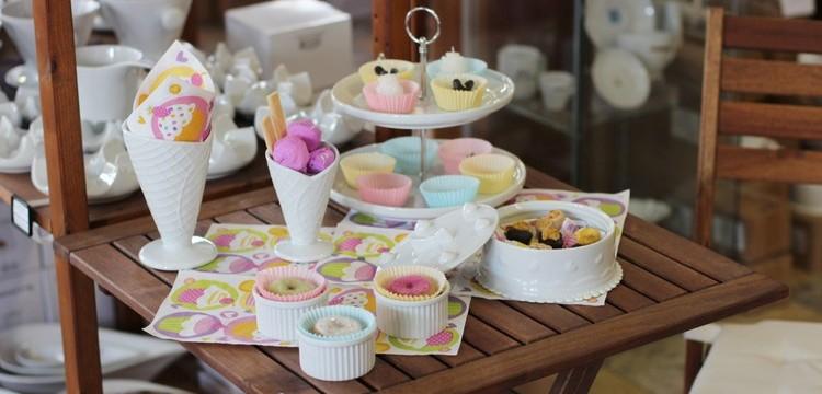 Ideen und Anregungen zum Servieren von Cupcakes & Muffins