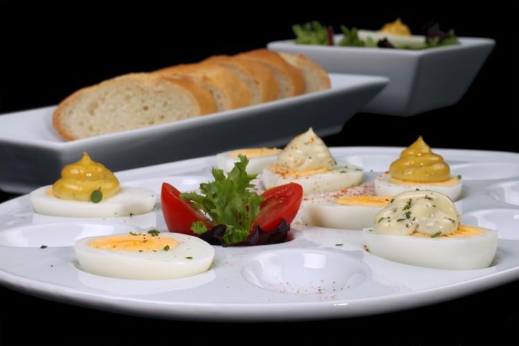 Eierplatten aus Porzellan - Qualität günstig kaufen!