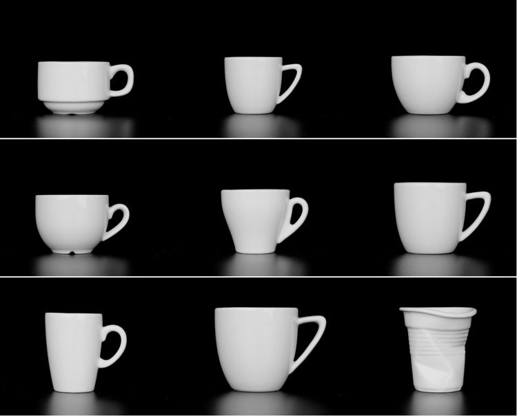 Porzellan-Espressotassen - Qualität günstig kaufen!