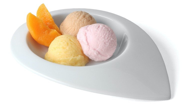 Geschirr für Eisdielen, Eiscafés & Gelaterias - Ideen und Anregungen von Holst Porzellan