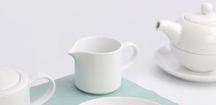 Porzellan Milchkännchen, Sahnekännchen & Gießer günstig kaufen!