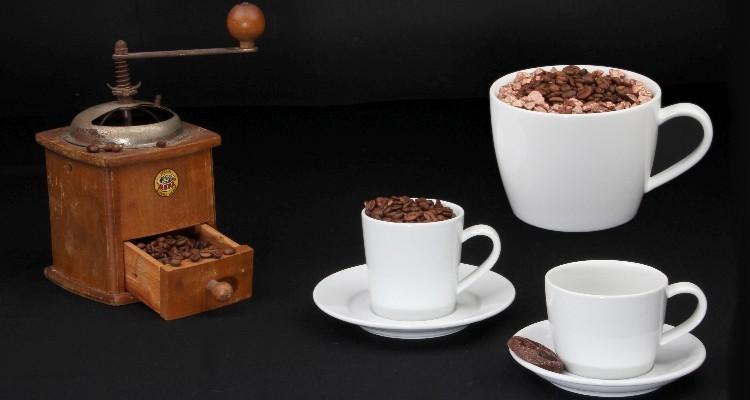 Kaffeetassen der Form Anna kompetent & günstig kaufen!