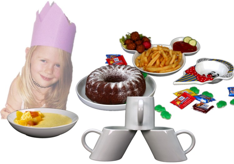 Children Dishes-buy competently and for a good price!