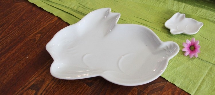 Porcelain Motif plates-buy competently and for a good price!