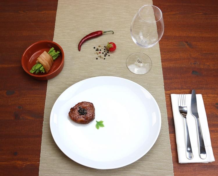 Porzellanteller und -platten der Form Ovali günstig kaufen!