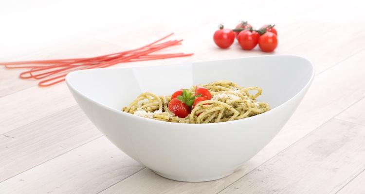 Ideen und Anregungen zum Servieren von Pasta und Nudeln