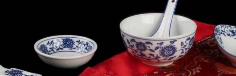 Porzellanschalen Qing Hua Ci kompetent & günstig kaufen!