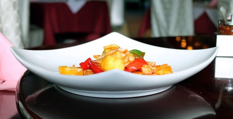 Geschirr fürs Asia-Restaurant - Anregungen und Ideen von Holst Porzellan