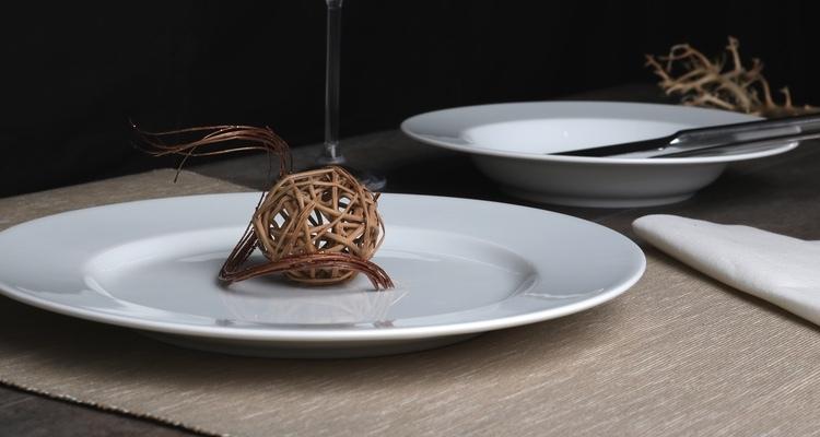 Professionelles und haltbares Geschirr für Restaurants von Holst Porzellan