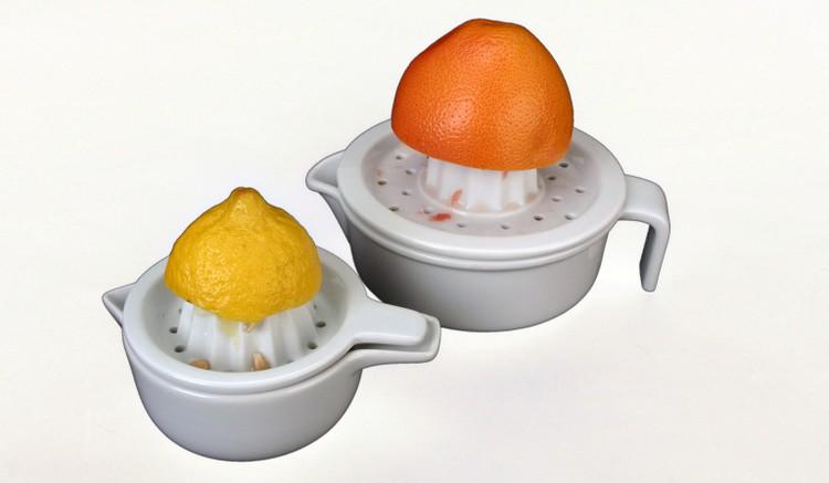Saftpressen aus Porzellan für Orangen- & Zitrusfrüchte kaufen!