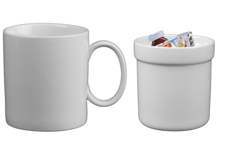 Tischabfallbehälter aus Porzellan kompetent & günstig kaufen!
