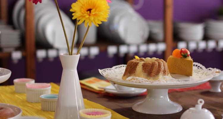 Ideen und Anregungen zum Servieren von Torten und Kuchen