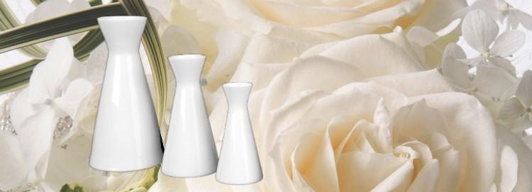 Vasen aus Porzellan kompetent & günstig kaufen!