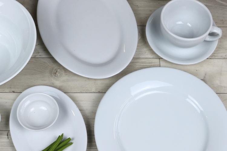 Buy allround tableware for professional hosts for a good price!