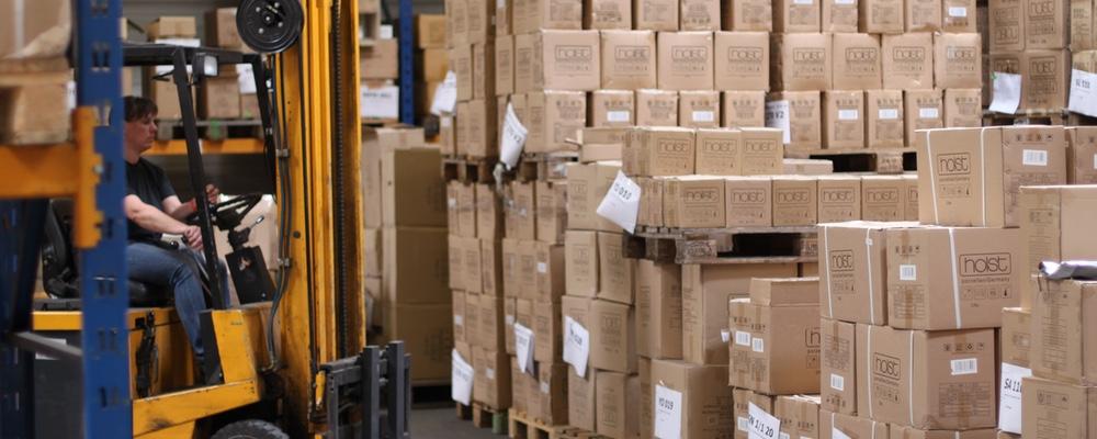 Logistic Service Holst Porzellan